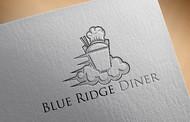 Blue Ridge Diner Logo - Entry #17