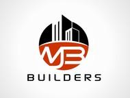 MJB BUILDERS Logo - Entry #29