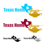 Texas Home Genie Logo - Entry #6