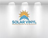 Solar Vinyl Graphics Logo - Entry #253