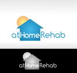 At Home Rehab Logo - Entry #71