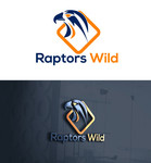 Raptors Wild Logo - Entry #371