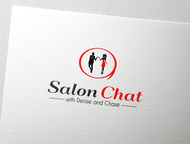 """Salon Chat"" Logo - Entry #46"