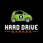 Hard drive garage Logo - Entry #171
