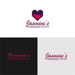 Jasmine's Night Logo - Entry #20