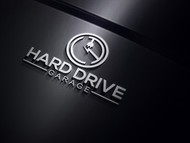 Hard drive garage Logo - Entry #115
