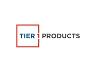 Tier 1 Products Logo - Entry #461