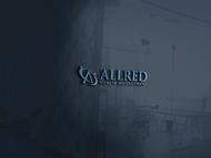 ALLRED WEALTH MANAGEMENT Logo - Entry #696
