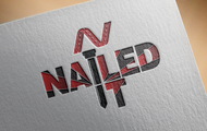 Nailed It Logo - Entry #243