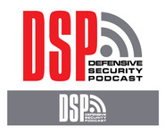 Defensive Security Podcast Logo - Entry #102