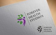 Forever Health Studio's Logo - Entry #132