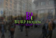 Burp Hollow Craft  Logo - Entry #100