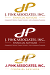 J. Pink Associates, Inc., Financial Advisors Logo - Entry #101