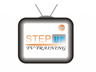 Move Up TV Training  Logo - Entry #37