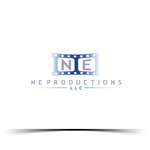 NE Productions, LLC Logo - Entry #124