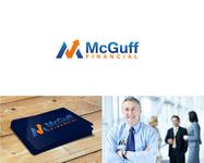 McGuff Financial Logo - Entry #1