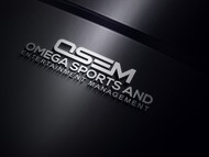 Omega Sports and Entertainment Management (OSEM) Logo - Entry #30