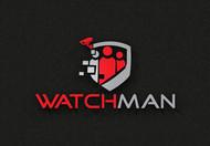 Watchman Surveillance Logo - Entry #88