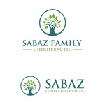 Sabaz Family Chiropractic or Sabaz Chiropractic Logo - Entry #255