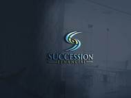 Succession Financial Logo - Entry #749
