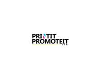 PrintItPromoteIt.com Logo - Entry #28