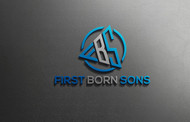 FIRST BORN SONS Logo - Entry #25