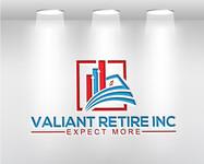 Valiant Retire Inc. Logo - Entry #235