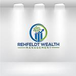 Rehfeldt Wealth Management Logo - Entry #396