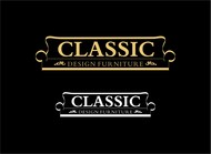 classic design furniture Logo - Entry #72
