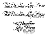 The Pascher Law Firm Logo - Entry #4