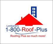 1-800-Roof-Plus Logo - Entry #68