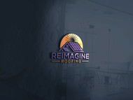 Reimagine Roofing Logo - Entry #237