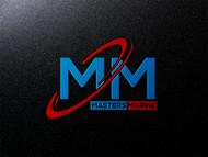 Masters Marine Logo - Entry #482