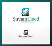 Streamlined Business Solutions Logo - Entry #140