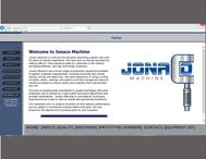 Jonaco or Jonaco Machine Logo - Entry #143