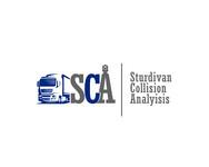 Sturdivan Collision Analyisis.  SCA Logo - Entry #216