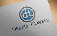 Debtly Travels  Logo - Entry #152