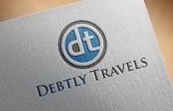 Debtly Travels  Logo - Entry #152