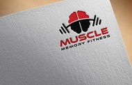 Muscle Memory fitness Logo - Entry #59