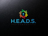 H.E.A.D.S. Upward Logo - Entry #121