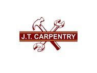 J.T. Carpentry Logo - Entry #111