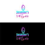 Jasmine's Night Logo - Entry #98
