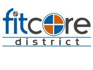 FitCore District Logo - Entry #26