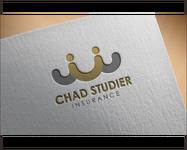 Chad Studier Insurance Logo - Entry #64