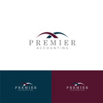 Premier Accounting Logo - Entry #325