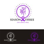 """The Synergy Project"" and place the word ""season three"" underneath in smaller front either as "" season 3"" or ""season three"" Logo - Entry #144"