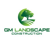 GM Landscape Construction Logo - Entry #39