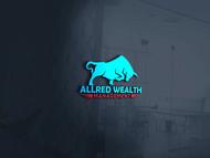 ALLRED WEALTH MANAGEMENT Logo - Entry #635