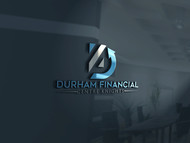 Durham Financial Centre Knights Logo - Entry #56