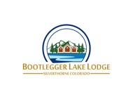Bootlegger Lake Lodge - Silverthorne, Colorado Logo - Entry #95